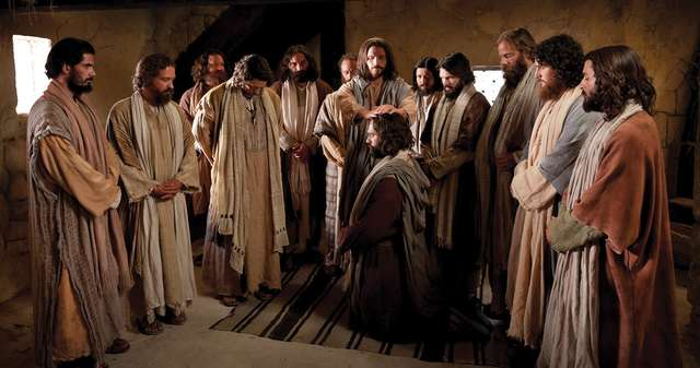 Christ ordains twelve COME, FOLLOW ME LESSON AIDS: MARCH 11–MARCH 17; Matthew 10–12; Mark 2; Luke 7; 11 (These Twelve Jesus Sent Forth)