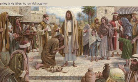 COME, FOLLOW ME LESSON AIDS: March 4–March 10; Matthew 8–9; Mark 2–5 (Thy Faith Hath Made Thee Whole)