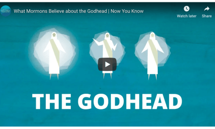 VIDEO: What Mormons Believe about the Godhead