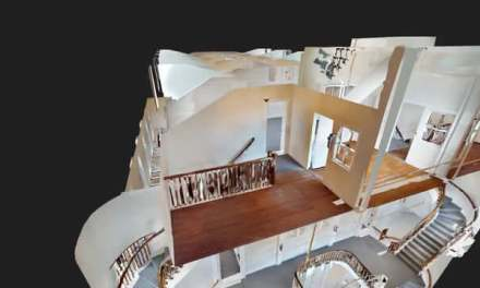 Get a self-guided 3D tour of the Kirtland Temple without leaving your home!