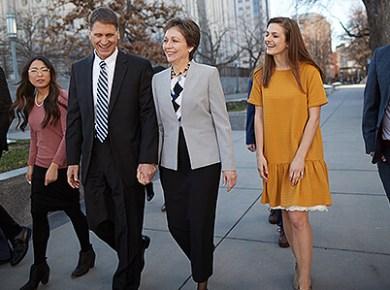 Carl B. Cook LDS devotional Mormon