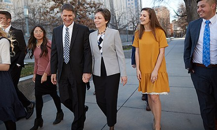 May 2019 Worldwide Devotional for Young Adults: Elder Carl B. Cook and Sister Lynette Cook