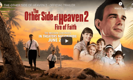 IN A MIRACULOUS FEAT THE OTHER SIDE OF HEAVEN 2 INCREASES  ITS BOX OFFICE 86% IN WEEK SIX
