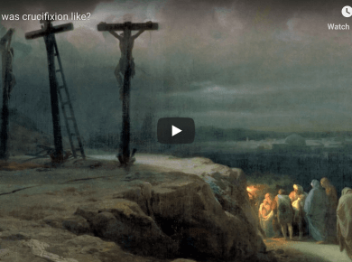 What was crucifixion like? Roman Jesus LDS Mormon