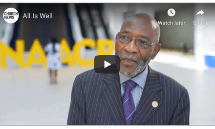 All is Well — Full Remarks of President Nelson at the NAACP's 110th Annual National Convention