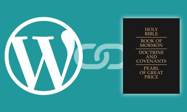 How to Automatically Link Scripture References on Your WordPress Blog