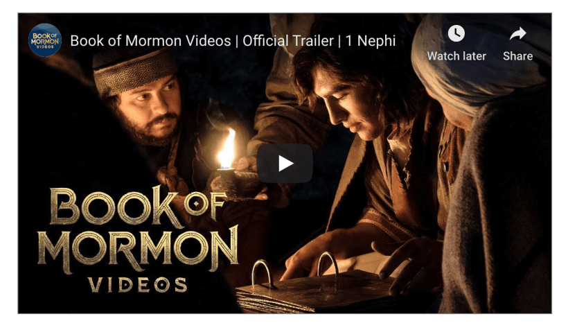 VIDEO: Book of Mormon Live-Action Series Nears Completion of Season Three and Releases First Trailer LDS Mormon
