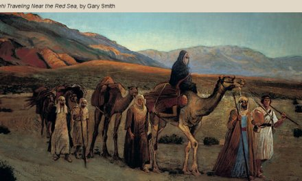 "COME, FOLLOW ME LESSON AIDS: Book of Mormon Lesson 2: January 6–12 ""I Will Go and Do"" 1 Nephi 1-7"