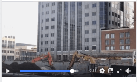 🚧 LIVE: Watch the latest construction developments on Temple Square with John Dye and Meridian Magazine! 🚧