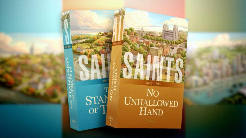 """Saints volumes 1 and 2 """"Saints, Volume 2"""" now available: includes LDS women's perspectives and details on controversial Mormon topics"""