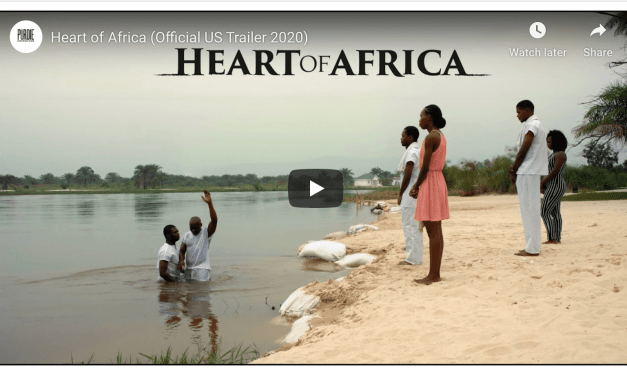 VIDEO: HEART OF AFRICA Feature Film Opening March 13