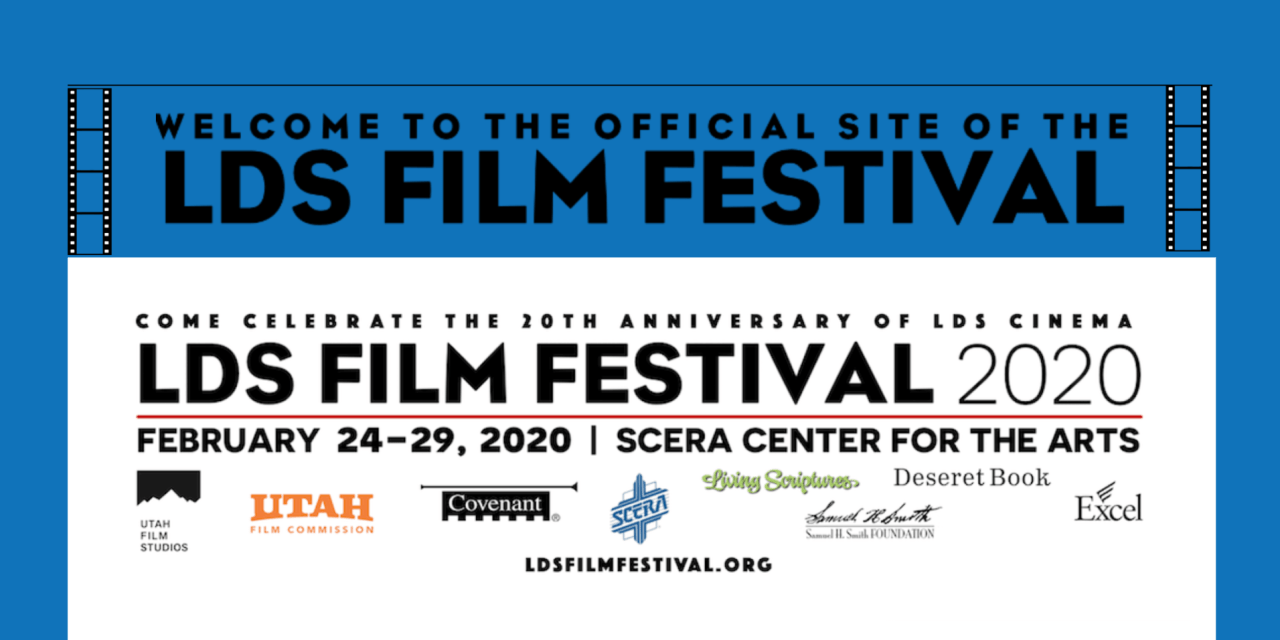 LDS Film Festival—celebrating Mormon Cinema at the Scera Theater in Orem, Utah!