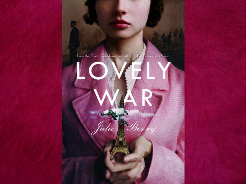 Lovely War book LDS Mormon World war 1 young adult kite award