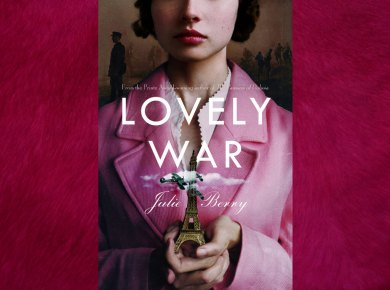 Lovely War book LDS Mormon World war 1 young adult kite award