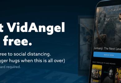 VidAngel #GenerosityChallenge Social distancing Freevidangelad
