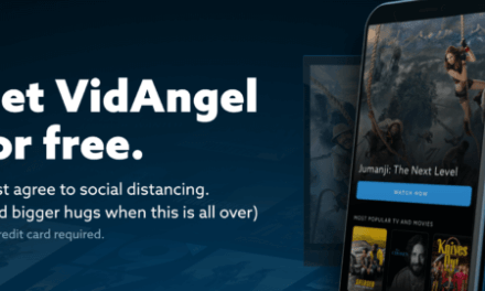"WOW! VidAngel—Including ""The Chosen"" and ""Dry Bar Comedy""—Is Free for Two Weeks VidAngel #GenerosityChallenge Social distancing"