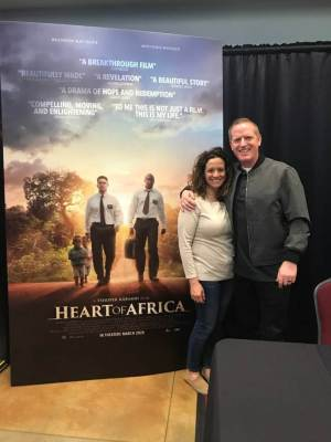 Heart of Africa film movie LDS Mormon Congo Dye Jenny John