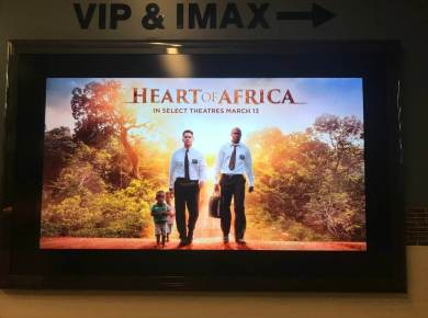 Heart of Africa film movie LDS Mormon Congo