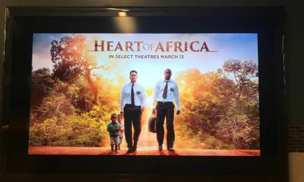 """HEART OF AFRICA was the #9 highest grossing Foreign Film in the US, the #1 highest grossing foreign film in Utah and outperformed Oscar Award Winning Best Picture """"Parasite"""""""