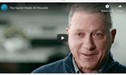 VIDEO: The Savior Heals All Wounds