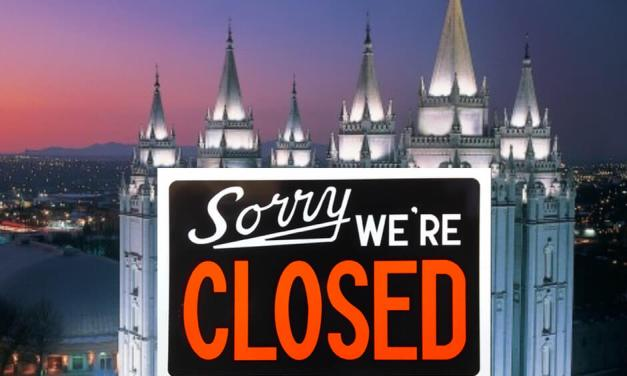 TEMPLES CLOSED: First Presidency Temporarily Closes All Temples due to #Covid19 #Coronavirus