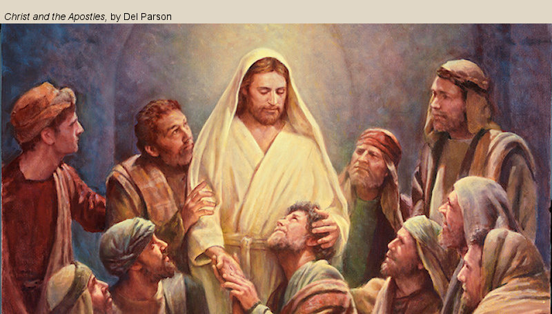 """Come, Follow Me Book of Mormon Lesson 14: March 30–April 12 """"He Shall Rise … with Healing in His Wings"""" Easter"""