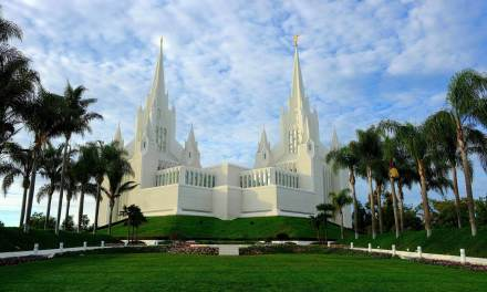 These are the San Diego temple facts you weren't aware of . . .