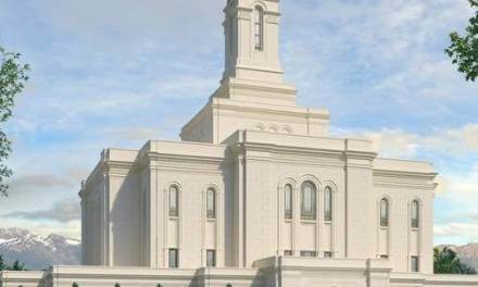 New Tooele temple patterned after this (once) great Salt Lake area historic structure
