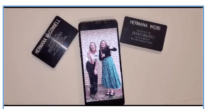 #worldwidefast April 10 covid19 lds mormon sisters missionaries