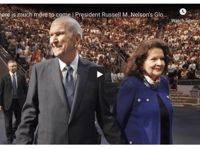 There is much more to come | President Russell M. Nelson's Global Ministry