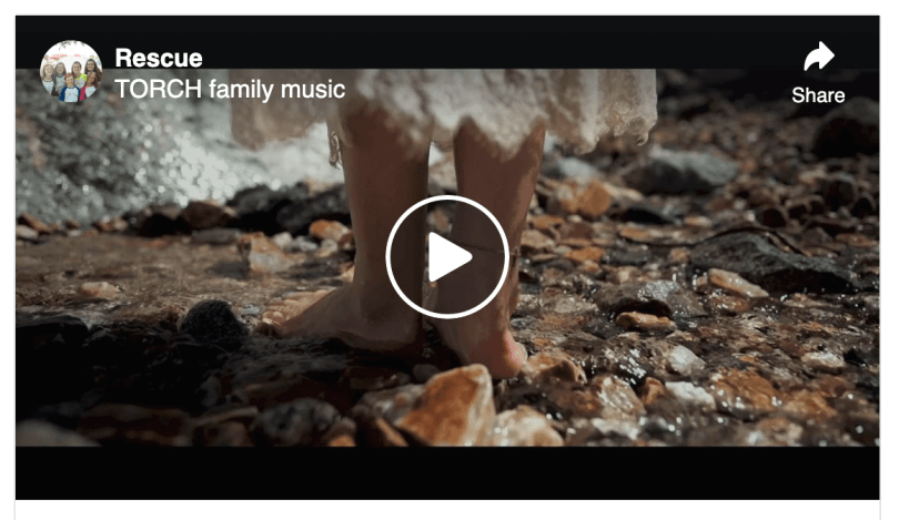 Video: Rescue by Torch Family Music Easter Covid LDS Mormon