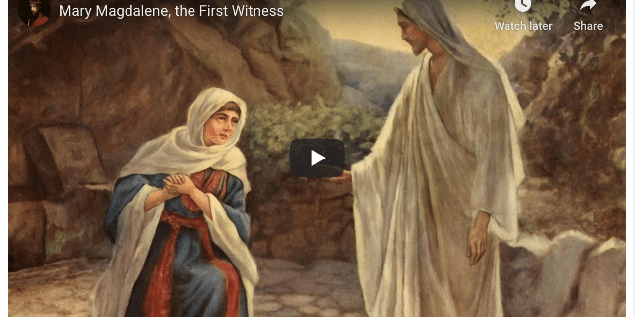 VIDEO: The virgin Mary, the Mother of Jesus