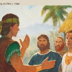 "COME, FOLLOW ME LESSON AIDS: Book of Mormon Lesson 21: May 25–31 ""They Were Steadfast and Immovable"" Mosiah 29-Alma 4"