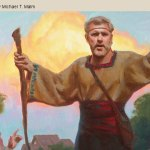 COME, FOLLOW ME LESSON AIDS — Book of Mormon Lesson 23: June 8–14 Jesus Christ Will Come to Redeem His People Alma 8-12