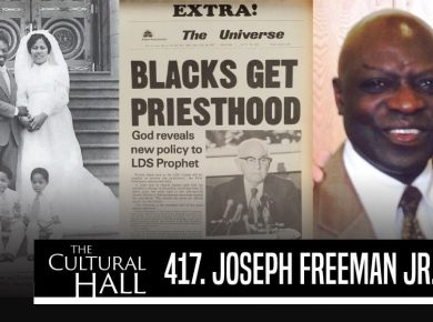 Joseph Freeman Cultural Hall Blacks Priesthood