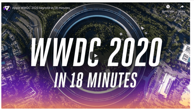 Apple WWDC 2020: the 18 biggest announcements