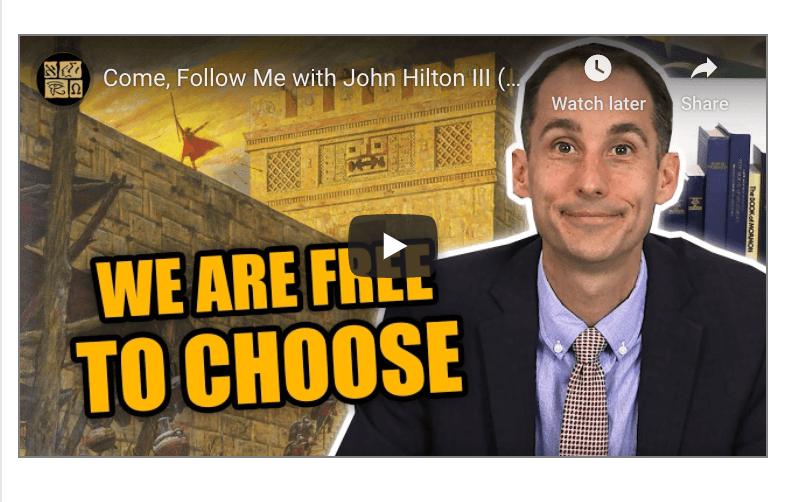 VIDEO: Come, Follow Me with John Hilton III (Helaman 13-16) Book of Mormon Central