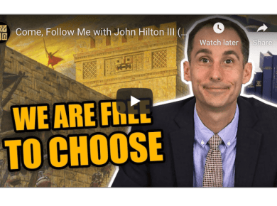 VIDEO: Come, Follow Me with John Hilton III (Helaman 13-16) Book of Mormon Central