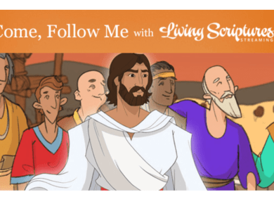 VIDEO: #ComeFollowMe with Living Scriptures: 3 Nephi 12-16 | Come Follow Me