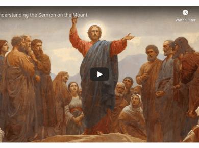Understanding the Sermon on the Mount