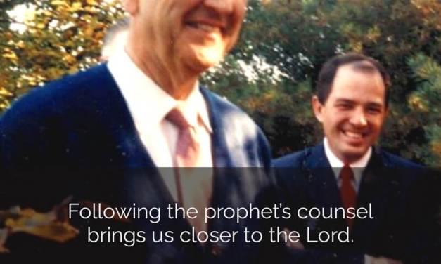 "#ComeFollowMe nugget  Helaman 16   Elder Neil L. Andersen teaches on prophets . . . — Come, Follow Me Book of Mormon Lesson 35: August 31–September 6 ""Glad Tidings of Great Joy"" Helaman 13-16"
