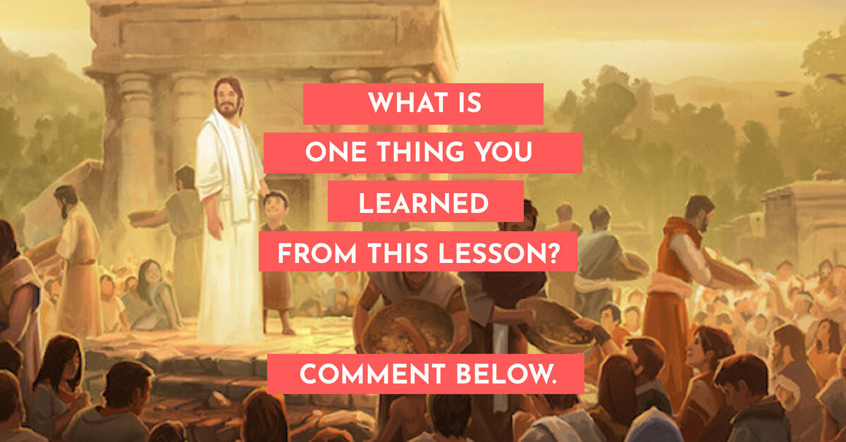 """VIDEO: #ComeFollowMe with Mormon News Report— Come, Follow Me Book of Mormon Lesson 40: October 12–18 """"Ye Are the Children of the Covenant"""" 3 Nephi 20-26"""