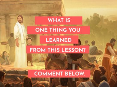 "VIDEO: #ComeFollowMe with Mormon News Report — Come, Follow Me Book of Mormon Lesson 40: October 12–18 ""Ye Are the Children of the Covenant"" 3 Nephi 20-26"
