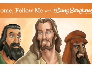 VIDEO: #ComeFollowMe with Living Scriptures: 3 Nephi 17-19