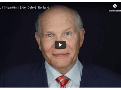 VIDEO: How I #HearHim | Elder Dale G. Renlund