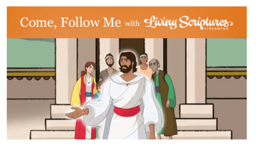 """VIDEO: #ComeFollowMe with Living Scriptures: Come, Follow Me Book of Mormon Lesson 42: October 26–November 1 """"I Would That I Could Persuade All … to Repent"""" Mormon 1-6"""