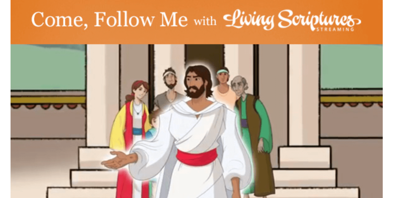 "VIDEO: #ComeFollowMe with Living Scriptures: Come, Follow Me Book of Mormon Lesson 42: October 26–November 1 ""I Would That I Could Persuade All … to Repent"" Mormon 1-6"
