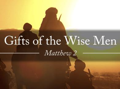 Gold, Frankincense and Myrrh: Gifts of the Wise Men #LightTheWorld
