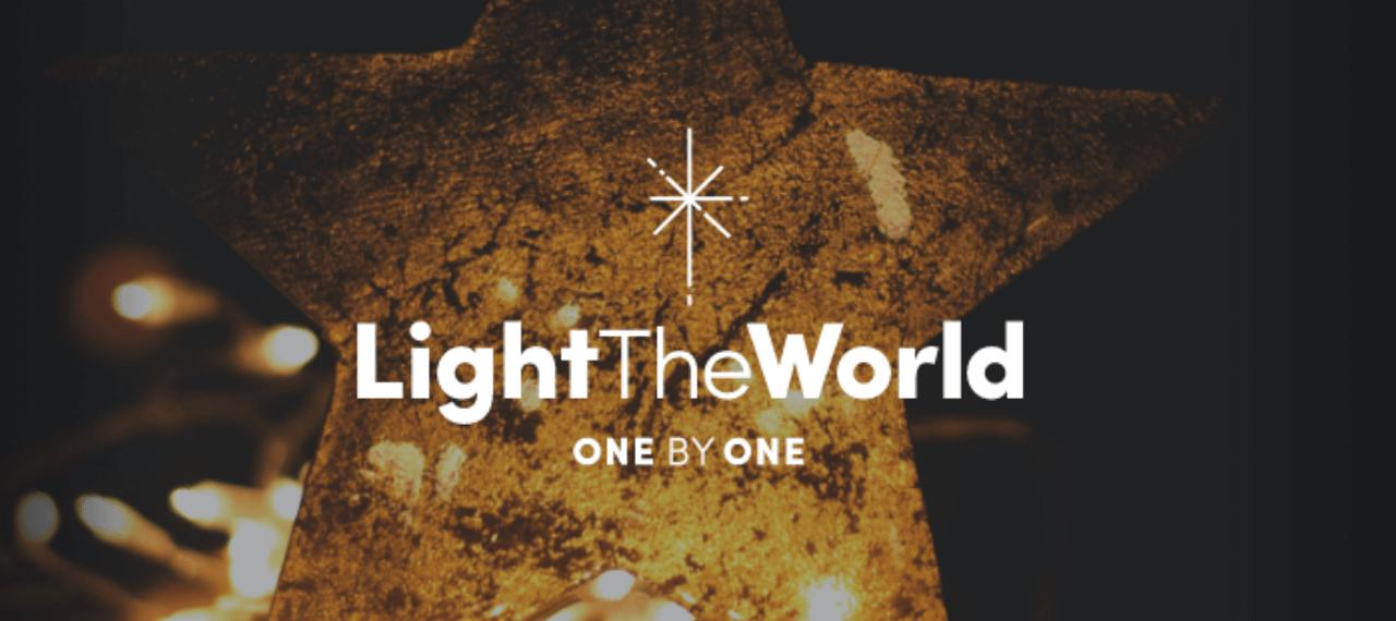 🎄 Make This Christmas Meaningful | #LightTheWorld