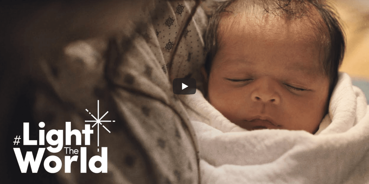 """VIDEO: """"Nombre"""" – What Should We Name Him?   #LightTheWorld   #TheChristChild"""
